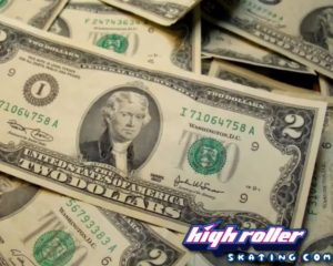 2-9pm Annual Too Fun $2 Skate