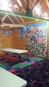 Candy Land Birthday Party Room