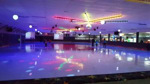 Saturday 12-9pm Open Skate, Click for Details