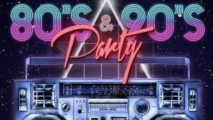 Adult Night 80's & 90's Mixtape