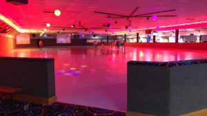 Saturday 12-9 PM Open Skate, Click for Details