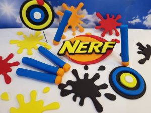 5:30-7:30pm NERF War, SOLD OUT