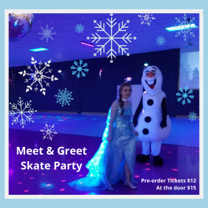 FROZEN Meet & Greet!