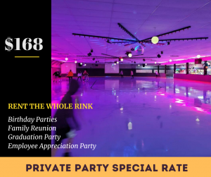 9:30am-9:30pm SALE! $168 for 2hr PRIVATE Event, Click to Book